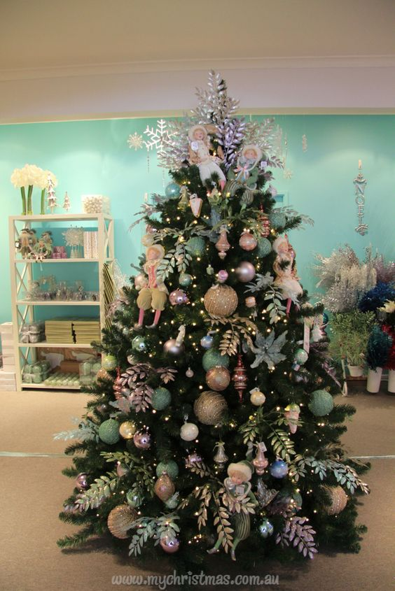 Stick Christmas Trees