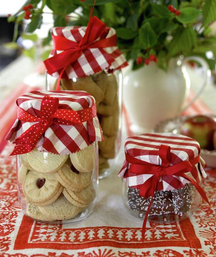 diy christmas gifts with mason jars