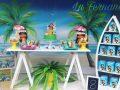 Hawaiian Moana Theme Children's Party