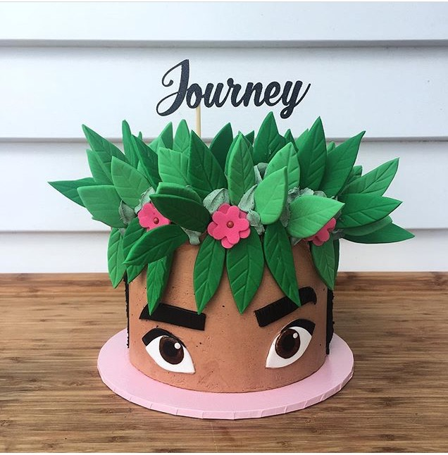 Moana Cakes Childrens Parties 11 How To Organize