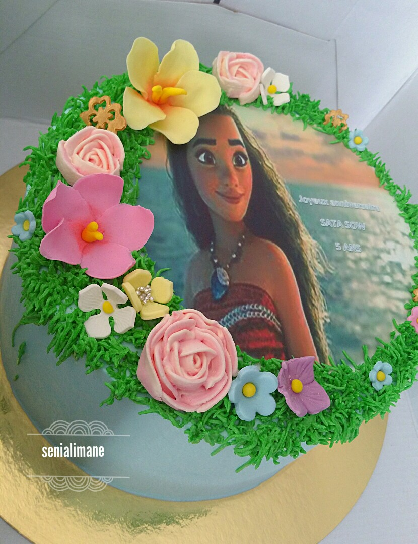 Moana Cakes Childrens Parties 15 How To Organize