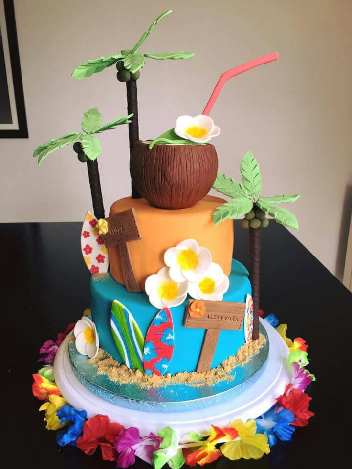 Moana Cakes Childrens Parties 7 How To Organize