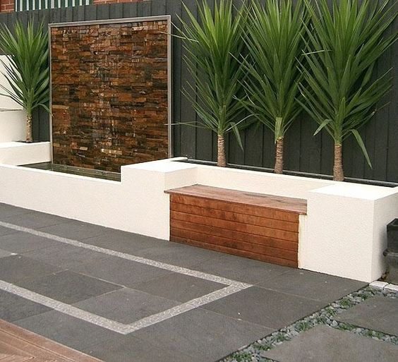 Projects for gardens 2017