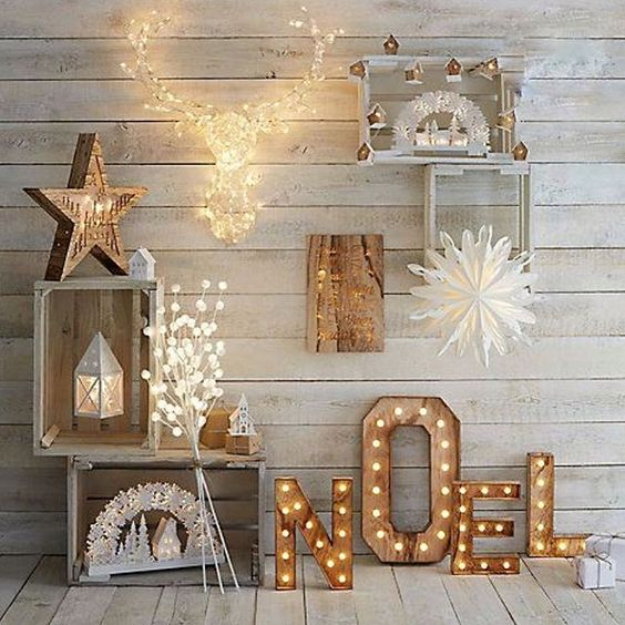 The 2018 Trends For Christmas Decorations: Trends In Christmas 2018