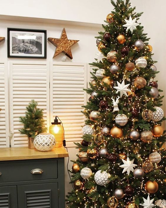 The 2018 Trends For Christmas Decorations: Trends For Christmas 2018