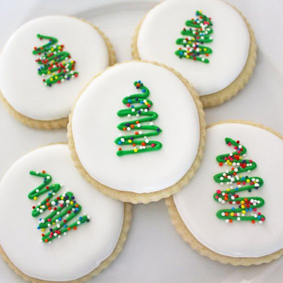 Christmas Cookie Designs 2017 2018