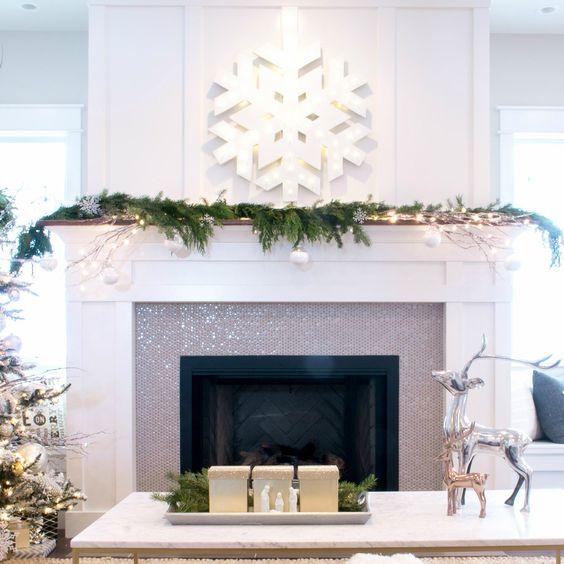The 2018 Trends For Christmas Decorations: Christmas With Deer: A Trend In Decoration For This 2017-2018
