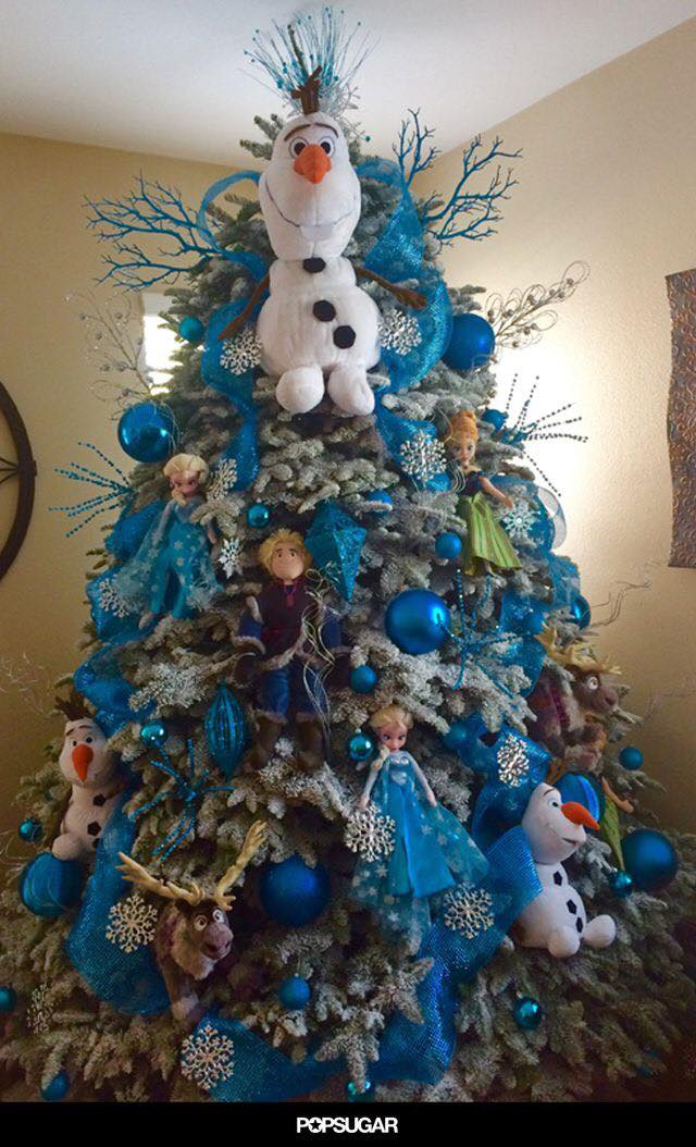 Christmas Decoration Ideas Of Frozen 2017 2018