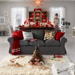 How to decorate your living room this Christmas 2017 - 2018 (10)