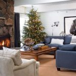 How to decorate your living room this Christmas 2017 - 2018 (12)