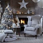 How to decorate your living room this Christmas 2017 - 2018 (14)
