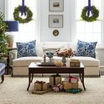 How to decorate your living room this Christmas 2017 - 2018 (15)