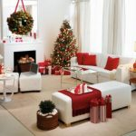 How to decorate your living room this Christmas 2017 - 2018 (16)