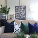 How to decorate your living room this Christmas 2017 - 2018 (19)