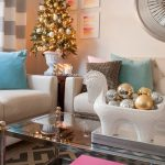How to decorate your living room this Christmas 2017 - 2018 (20)