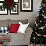 How to decorate your living room this Christmas 2017 - 2018 (21)