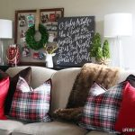 How to decorate your living room this Christmas 2017 - 2018 (6)