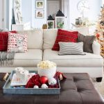 How to decorate your living room this Christmas 2017 - 2018 (8)