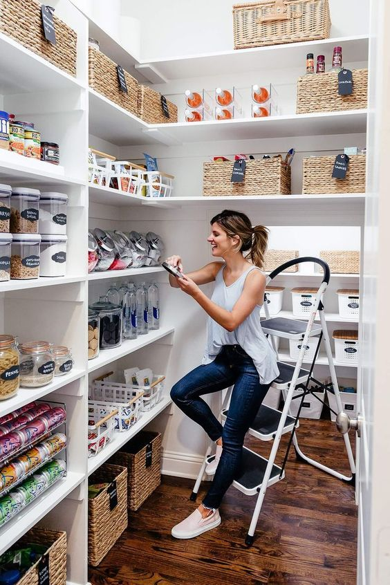 How to organize the kitchen with simple tips