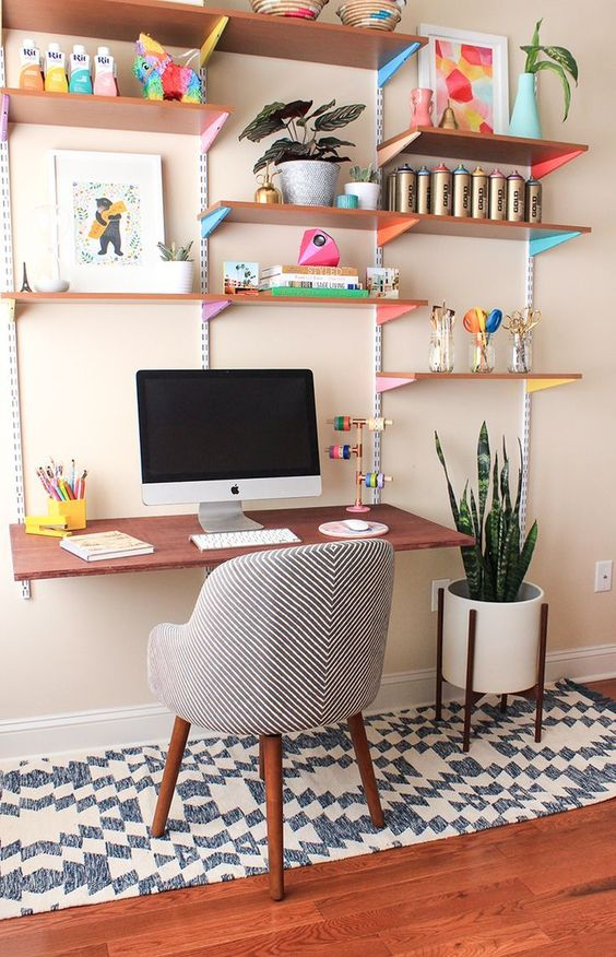 Ideas to decorate and set your study area