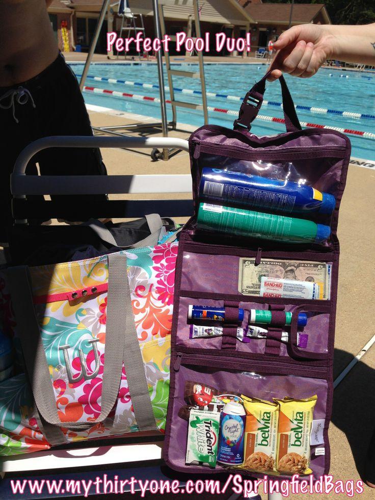Como mantener organizada la piscina 3