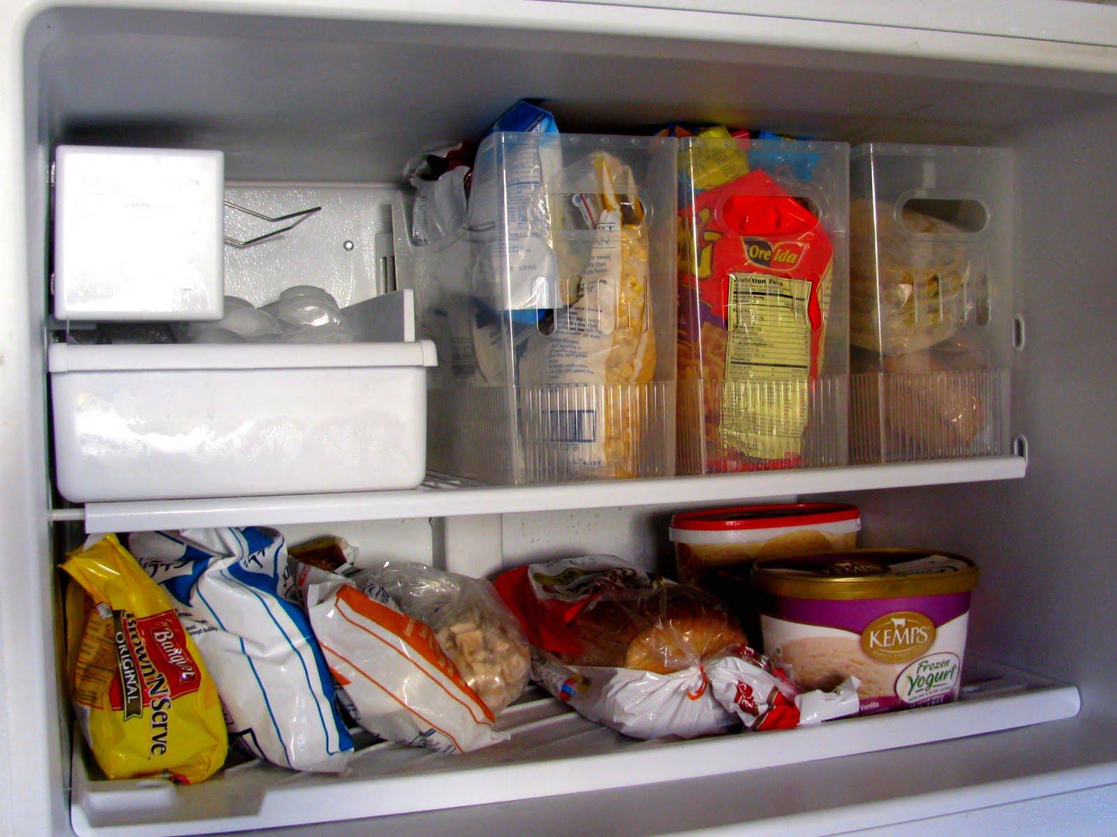 Como organizar el refrigerador heladera decoracion de interiores fachadas para casas como - Temperatura freezer casa ...
