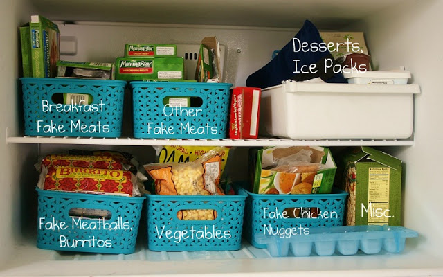 Como organizar el refrigerador heladera for Como ubicar la heladera en la cocina