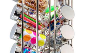 Ideas para organizar objetos en especieros