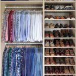Como organizar un closet para hombre