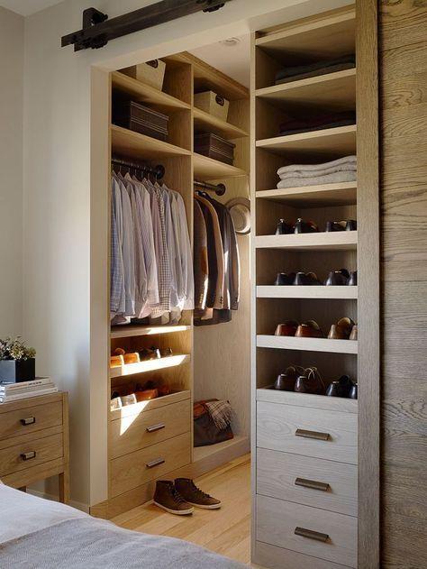 como organizar un closet pequeno (3)
