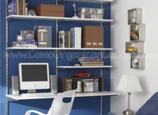 Como organizar habitacion de un adolescente