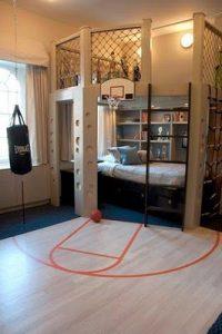 habitaciones para adolesccentes