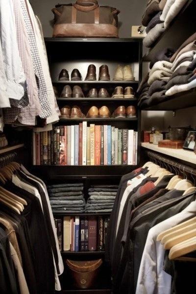 La Ideas Organizar 4 De Casa Closet Hombre Como xYfqwYr6