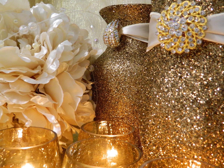 decoracion-de-navidad-beige-dorado