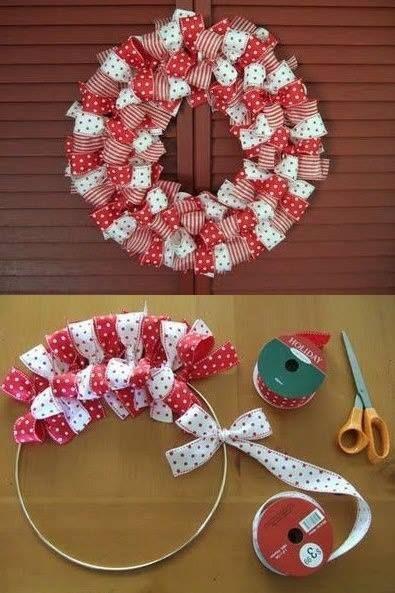 Como hacer una corona para la puerta navidad 2014 curso for Como hacer una corona de navidad para la puerta