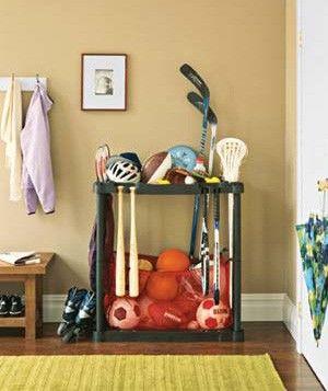 Como organizar los articulos de deporte 4 decoracion for Articulos para decorar interiores