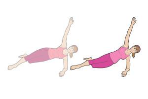 Rutina para reducir la cintura