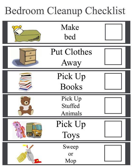 utiliza listas de verificación o checklist para sus tareas