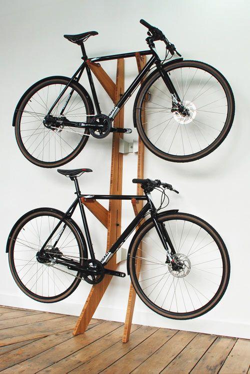 como guardar las bicicletas