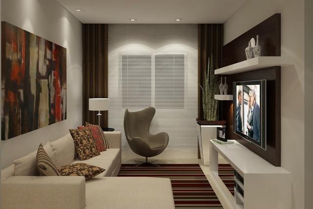 como organizar la sala de estar pequena decoracion de