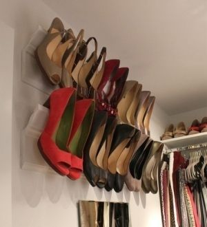 como organizar zapatillas