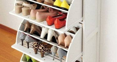 como organizar mis zapatos