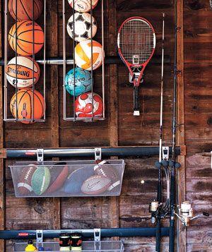 ordenar cosas de deportes