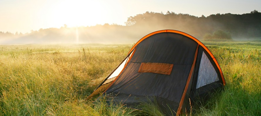 Organizacion de un camping