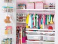 7 ideas para organizar un closet infantil