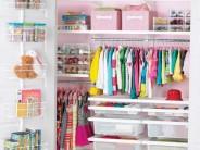 7 ideas para organizar un closet infantil