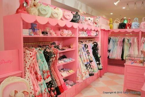 Decoracion de closet para nina 5 como organizar la casa for Idea de habitacion de nina pequena