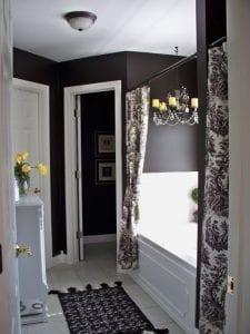 Como Elegir las cortinas para el baño