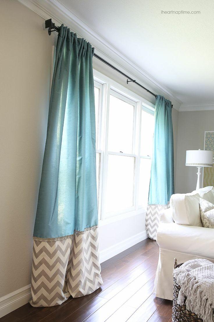 comment choisir les rideaux pour la salle de s jour decoracion de interiores fachadas para. Black Bedroom Furniture Sets. Home Design Ideas