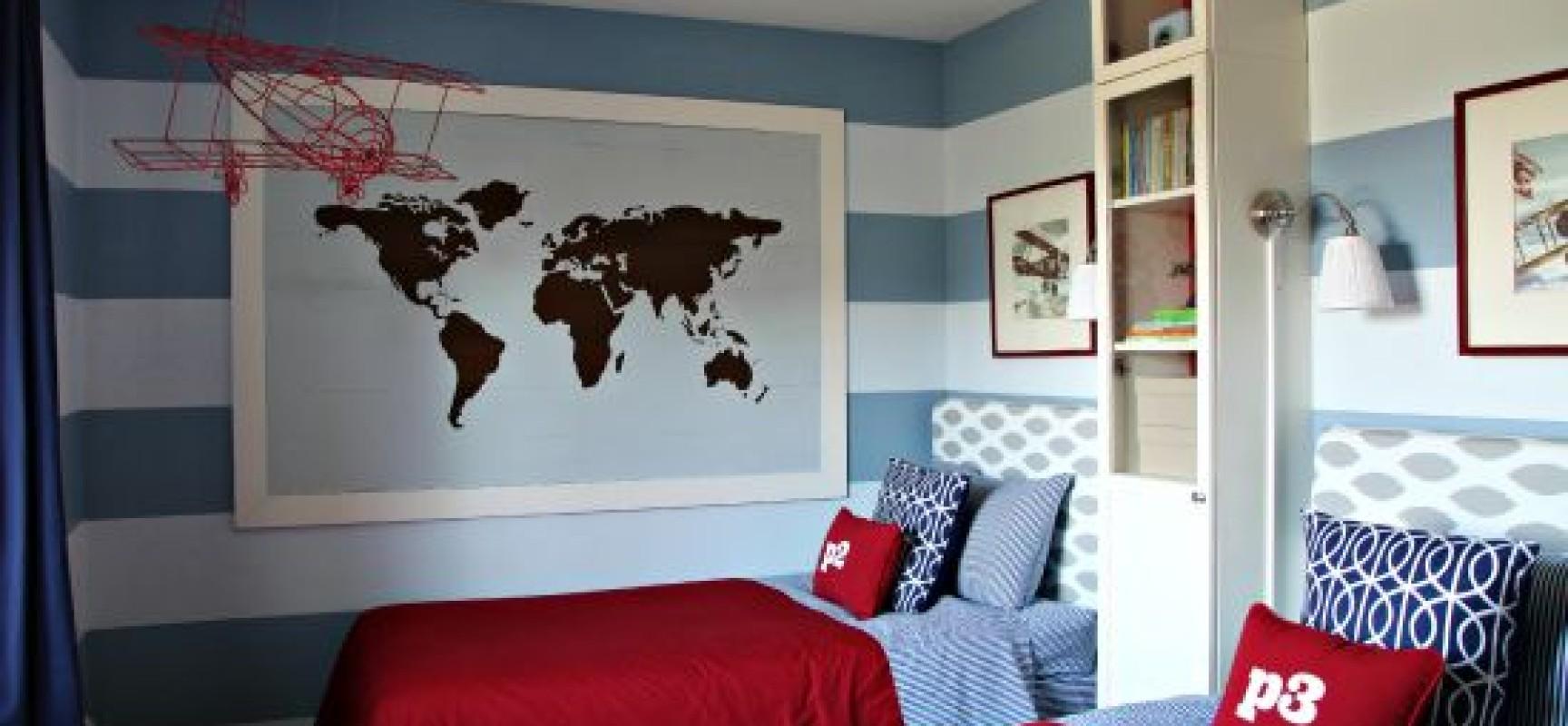 Ideas para organizar habitacion de un ni o curso de - Organizar habitacion ninos ...